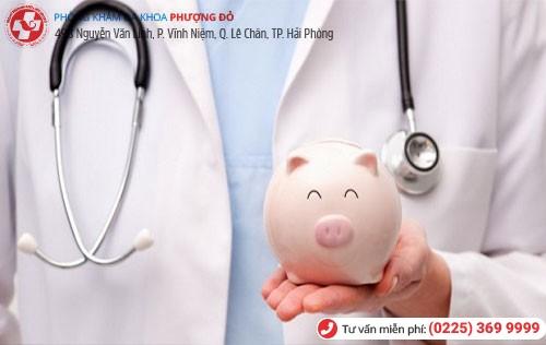 Chi phí điều trị ung thư cổ tử cung phụ thuộc vào nhiều yếu tố