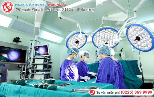 Phẫu thuật ngoại khoa mang lại hiệu quả cao