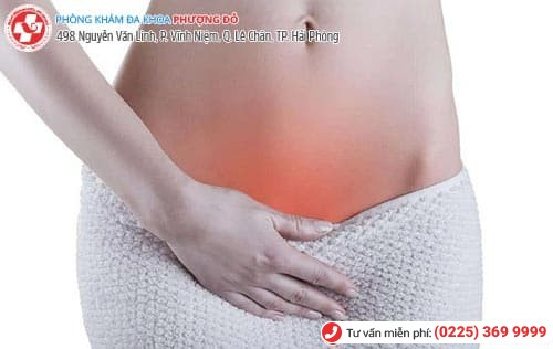 đau bụng dưới rốn