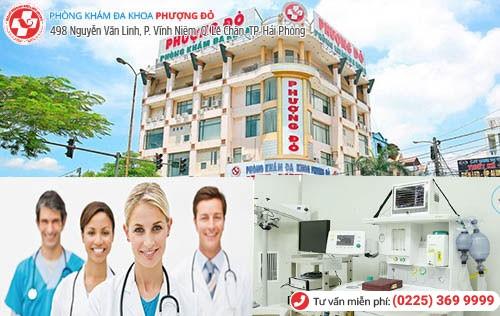 Phòng Khám Phượng Đỏ - địa chỉ điều trị ung thư cổ tử cung hiệu quả