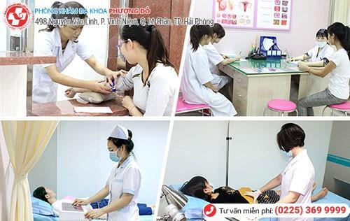 Đa Khoa Phượng Đỏ - Phòng khám phụ khoa uy tín ở Nam Định