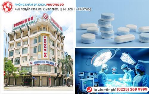 Địa chỉ phá thai bằng thuốc quận Kinh Duong