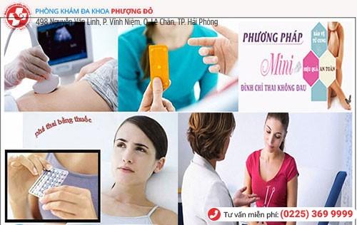 Đa Khoa Phượng Đỏ - địa chỉ phá thai ở Hà Giang với bác sĩ giỏi