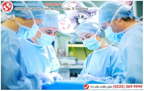 Đa Khoa Phượng Đỏ điều trị bệnh phụ khoa hiệu quả