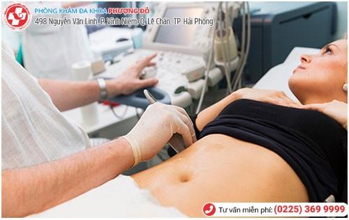 Điều trị bệnh tử cung nhi hóa tại Đa Khoa Phượng Đỏ