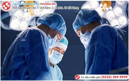 Điều trị bệnh tử cung nhỏ bằng ngoại khoa
