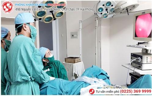Điều trị buồng trứng đa nang tại Đa Khoa Phượng Đỏ