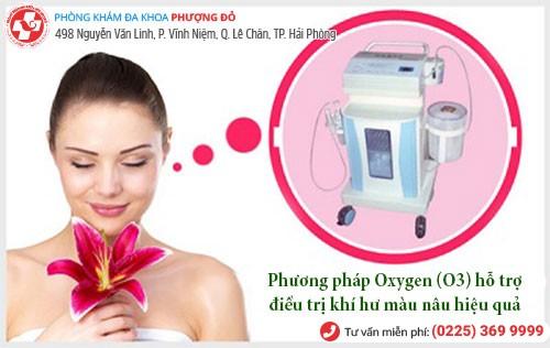 Phương pháp Oxygen (O3) cải tiến mới
