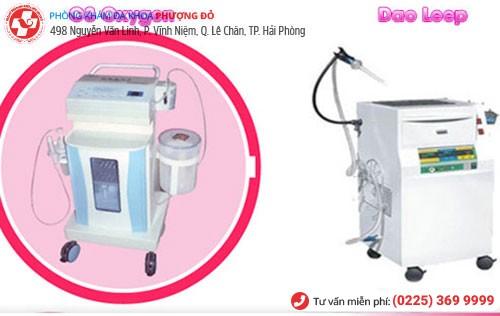 Công nghệ Oxygen O3 và dao LEEP điều trị kinh nguyệt bất thường hiệu quả