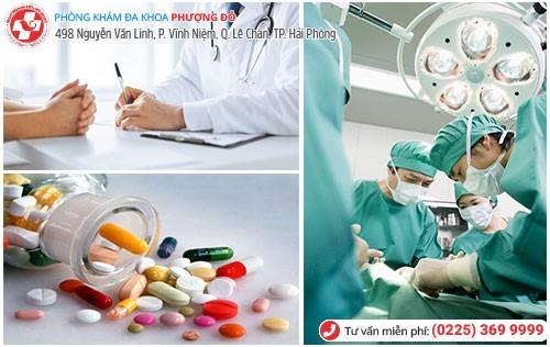 Hỗ trợ điều trị bệnh bằng nội khoa và ngoại khoa