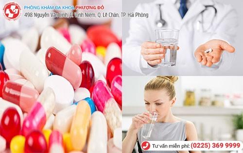 Sử dụng thuốc phải tuân theo chỉ định của bác sĩ