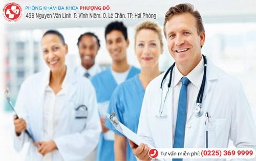 Đa Khoa Phượng Đỏ hội tụ đội ngũ y bác sĩ
