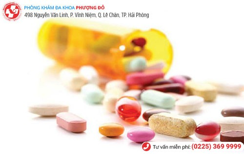 Thuốc chữa bệnh viêm nhiễm phụ khoa