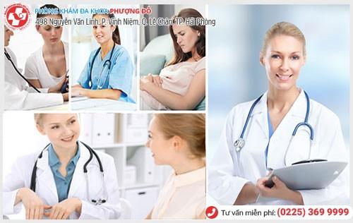 Thăm khám phụ khoa sớm để được điều trị bệnh kịp thời