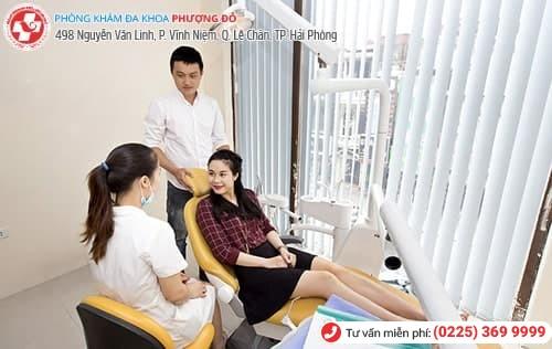 Bác sĩ phòng khám bệnh phụ khoa  giỏi ở hải phòng