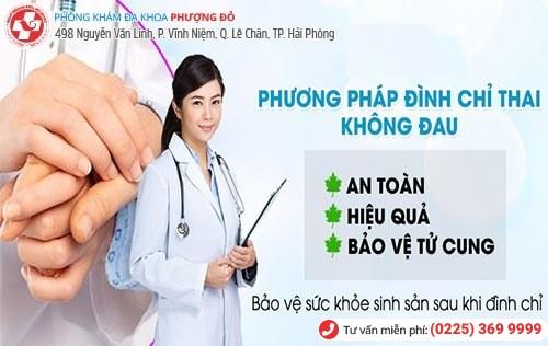 Thai 6 tháng có thể vẫn phá được nhưng buộc phải thực hiện ở cơ sở y tế uy tín