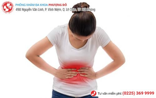 Kinh nguyệt bất thường và đau bụng có thể là do phá thai không thành công