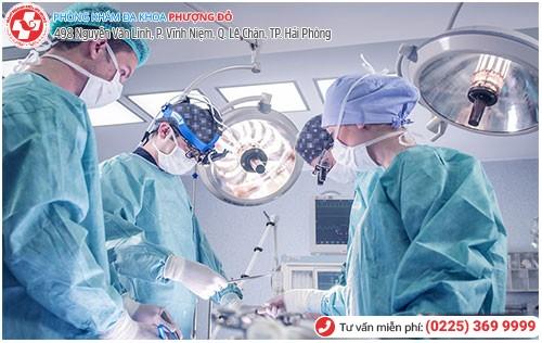Phẫu thuật cắt bỏ tử cung gây ung thư