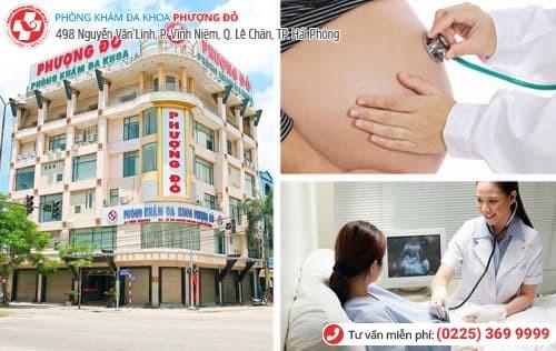 địa chỉ kiểm tra thai