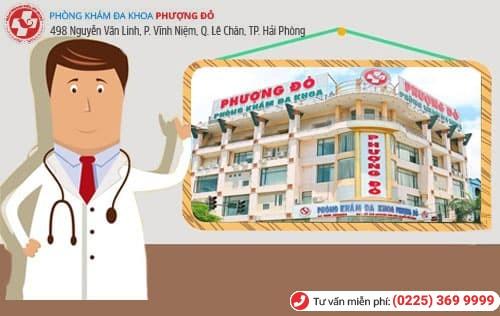 phòng khám chữa viêm lộ tuyến