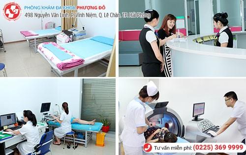 Đa khoa Phượng Đỏ - Nơi hỗ trợ điều trị và tầm soát ung thư cổ tử cung
