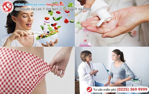 Cách phòng ngừa viêm nhiễm phụ khoa