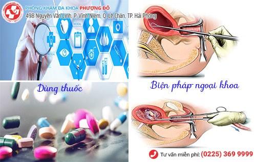 Một số biện pháp phá thai bằng thuốc quận Kinh Duong
