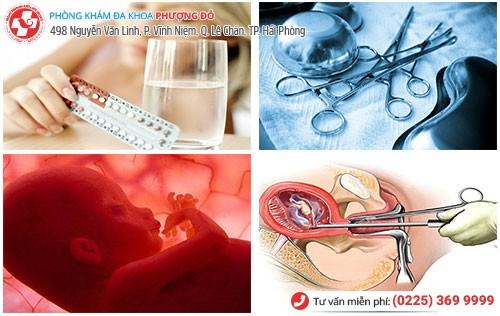 Các phương pháp phá thai an toàn hiện nay