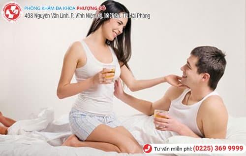 tăng ham muốn phụ nữ