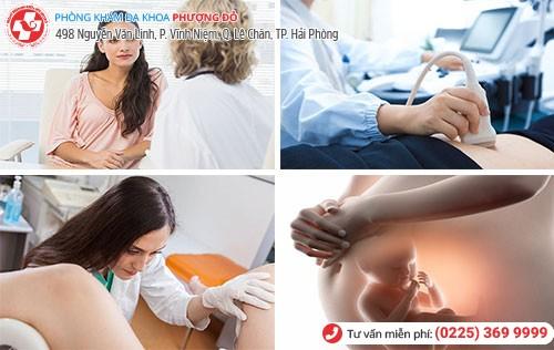 Khám phụ khoa giúp bảo vệ sức khỏe sinh sản