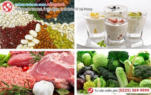 Thực phẩm giảm tức bụng khi mang thai