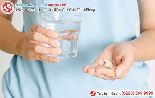 thuốc giảm đau bụng kinh