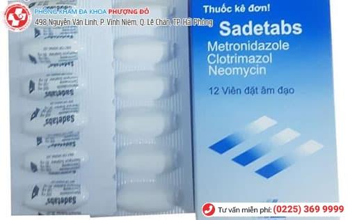 thuốc sadetabs
