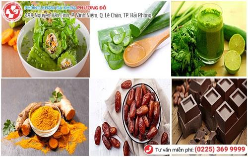 Top 6 thực phẩm cải thiện chứng rối loạn kinh nguyệt