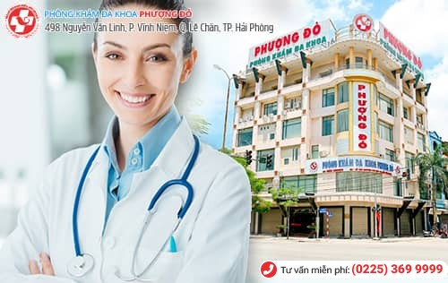 địa chỉ khám sản phụ khoa tại Hải Phòng