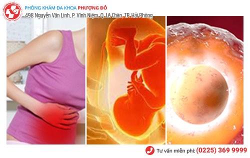Bệnh phụ khoa khi mang thai gây ảnh hưởng đến thai nhi