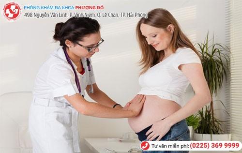 Xét nghiệm thai kỳ thường xuyên tốt cho sức khỏe