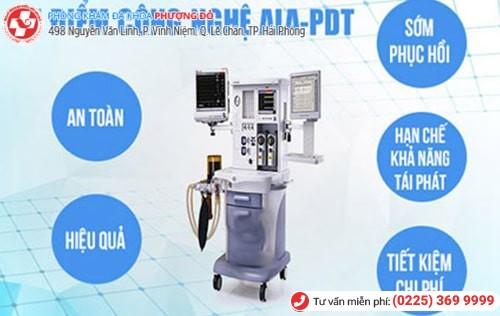 Công nghệ ALA - PDT trong điều trị sùi mào gà