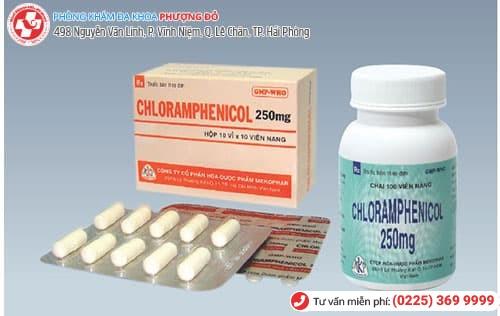 Chloramphenicol là thuốc gì