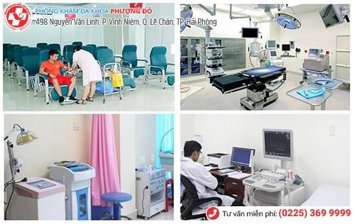 Phương pháp điều trị bệnh hiện đại tại Phượng Đỏ