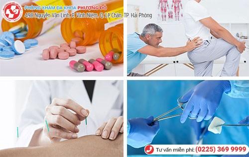 Phương pháp điều trị đau bên hông phải hiệu quả