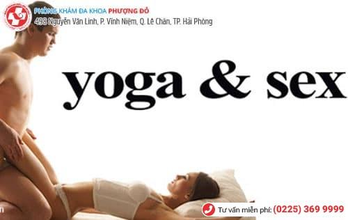 yoga tình dục